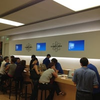 Photo taken at Apple International Plaza by Eric L. on 3/7/2012