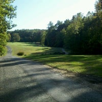 Photo taken at Eisenhower Golf Course by Rock Y. on 10/8/2011