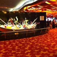 Photo taken at Resorts World Sentosa Casino by Vivian T. on 4/16/2011