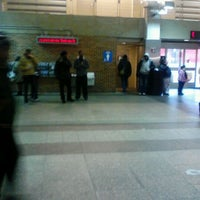 Photo taken at SEPTA Frankford Transportation Center by Criggidy C. on 1/5/2012