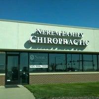 Photo taken at Nerem Chiropractic by M K. on 4/6/2012