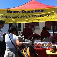 Photo taken at Fort Mason Farmers' Market by Bay Area D. on 7/17/2011
