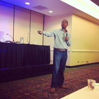 Photo taken at Affiliate Summit East 2012 by Ian F. on 8/13/2012