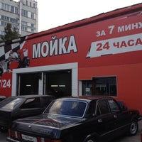 Photo taken at Мойка На Докукина by Виктор Т. on 8/23/2012