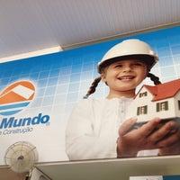 Photo taken at Novo Mundo - Material de Construção by Paulo A. on 4/16/2012