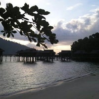 Photo taken at Pangkor Laut Resort by bahar on 8/24/2012