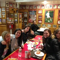 Photo taken at T. Anthony's Pizzeria by emma t. on 1/12/2013