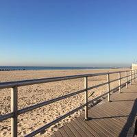 Photo taken at Brighton Boardwalk E by Olya G. on 11/18/2016
