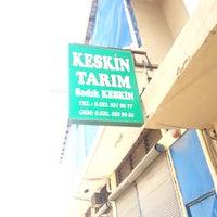 Photo taken at Keskin Tarim by Ali K. on 10/25/2014
