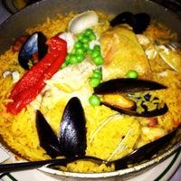 Photo taken at Sevilla Restaurant by Michelle C. on 5/12/2013