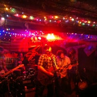 Photo taken at Hank's Saloon by Dan H. on 9/29/2012