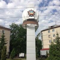 Photo taken at Памятник Победы by Rinat G. on 5/30/2013