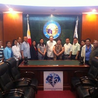 Photo taken at Bacolod City Hall by Leonard F. on 8/28/2013