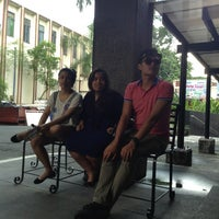 Photo taken at Plaridel Hall by Apple L. on 6/7/2013
