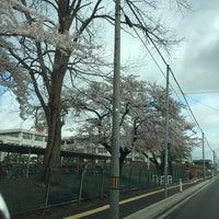 Photo taken at 花巻市立花巻中学校 by ANN on 4/20/2015