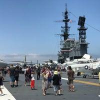 Das Foto wurde bei USS Midway Flight Deck von JR H. am 7/13/2018 aufgenommen