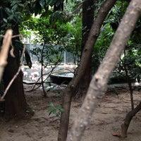 Photo taken at Villa Invernizzi by Yu Z. on 10/4/2014