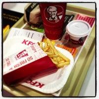Photo taken at KFC by Adam R. on 4/16/2013