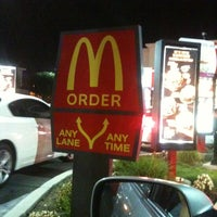 Photo taken at McDonald's by Cristina R. on 7/4/2013