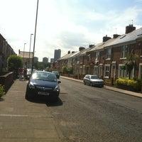 Photo taken at Warwick Street by Abe Alan on 7/19/2013