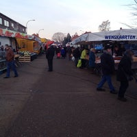 Photo taken at Zondagmarkt by Johan J. on 1/12/2014