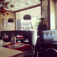 Photo taken at Konak Mazlum Restaurant by Mehmet D. on 7/5/2013