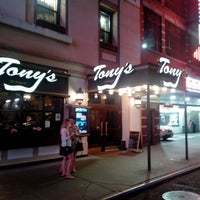 Photo taken at Tony's Di Napoli by Marcelo V. on 7/11/2013