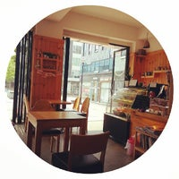 Photo taken at 커피가있는다락방 by yunyzzing on 6/6/2013