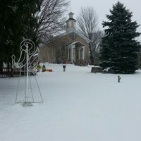 Photo taken at Ancaster Old Town Hall by Leslie E. on 2/1/2014