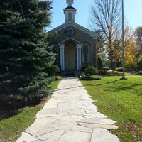 Photo taken at Ancaster Old Town Hall by Leslie E. on 10/12/2013