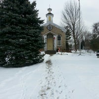 Photo taken at Ancaster Old Town Hall by Leslie E. on 1/31/2014