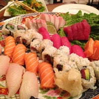 Photo taken at Maido Japanese Restaurant by Jimmy E. on 4/29/2013