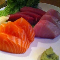 Photo taken at Maido Japanese Restaurant by Jimmy E. on 11/14/2012