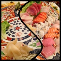Photo taken at Maido Japanese Restaurant by Jimmy E. on 2/15/2013
