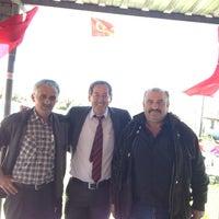 Photo taken at Hacıibrahimpınarı by Neslihan B. on 3/30/2014