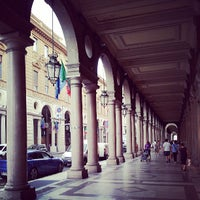 Photo taken at Via Roma by Alessandro N. on 6/14/2013