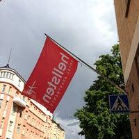 Photo taken at Hellsten Helsinki Parliament by hataratti on 6/18/2013