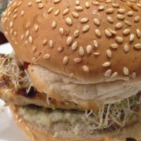Photo taken at Gourmet Burger Kitchen by Eszter S. on 10/12/2013