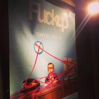 Photo taken at HUB Tokyo by Motoki T. on 4/14/2016