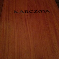 Photo taken at Karczma by Will A. on 1/12/2013