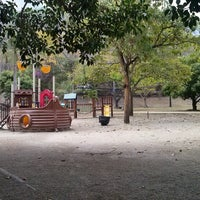Photo taken at Parque Recreacional La Aguada by Lilly O. on 4/18/2013