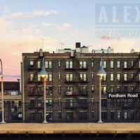 Photo taken at MTA Subway - Fordham Rd (4) by Alex on 10/15/2016