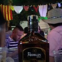 Photo taken at Tiki bar by Jonny G. on 8/31/2014