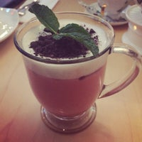 Photo taken at Prince Tea House by Sherri W. on 1/12/2015