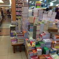 Photo taken at Gramedia by Dewi S. on 12/11/2016