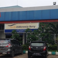 Photo taken at Pelabuhan PT ASDP Indonesia Ferry (Persero) by Dewi S. on 11/27/2016