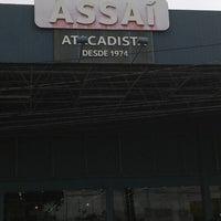 Photo taken at Assaí Atacadista by Sérgio S. on 7/4/2013