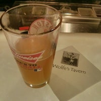 Photo taken at Wolfe's Tavern by Kevin C. on 8/12/2014