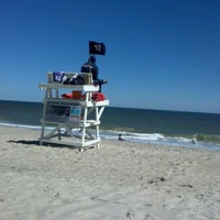 Photo taken at Bethany Beach, Delaware by Sheri M. on 9/15/2012
