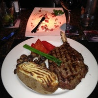 Photo taken at The Keg Steakhouse + Bar by Patrick C. on 11/26/2012
